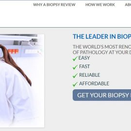 Biopsy.me website launched
